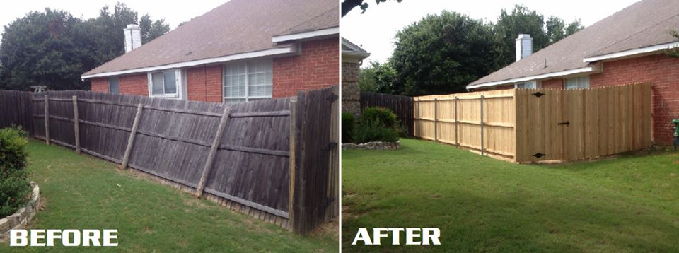 Fences Fence Repair Txprideconstruction Com